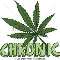 Cover of track chronic dont smoke to much by Chronic Beats