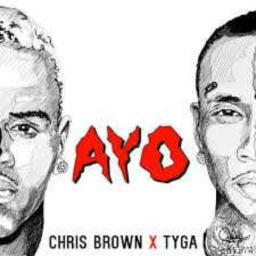 Cover of track Chris Brown And Tyga - Ayo (new remake by adam by angel_cruz
