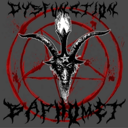 Cover of track Dysfunction - Baphomet by Dysfunction