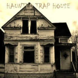 Cover of track haunted Trap House by KHAOTIK SOUNDZ