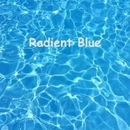 Cover of track Radient blue by Nikaloop