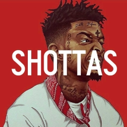 Cover of track Shottas by BrazyyPolo™
