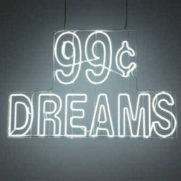Cover of track 99 cent dreams by POKI