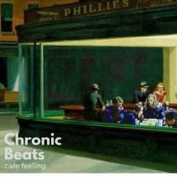 Cover of track Cafe Feels by Chronic Beats
