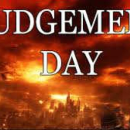 Cover of track judgement day by Dj Dante