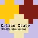Cover of track Calico State by Trenton Worthy