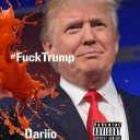 Cover of track #FuckTrump by BrazyyPolo™