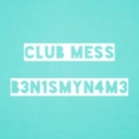 Cover of album Club Mess by B3ND4N: