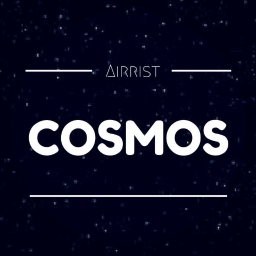 Cover of track Cosmos by AIRRIST