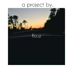Cover of track lighten up by flo.w