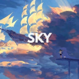 Cover of track Distance [Soar EP] by Sky - Bye