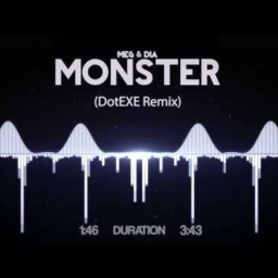 Cover of track Meg & Dia - Monster (Spirit and DV Remix) by Past_the_WOLF