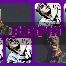 "Cover of track Juicy J Type Beat ""Pimpin"" by Dee_Gudda"