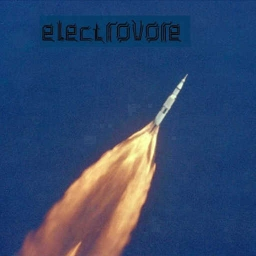 Cover of track Deep Space by Electrovore