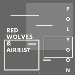 Cover of track Airrist & Red Wolve - Polygon by AIRRIST
