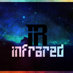Cover of track buildup by Infrared