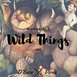 Cover of track Where the Wild Things Are by Esco