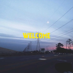 Cover of track Welcome by MUDA