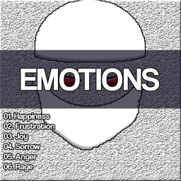 Cover of track Rage [Emotions Album] by W.A.N.P.G. Official