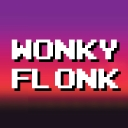 Cover of track Wonky Flonk by Fluctus