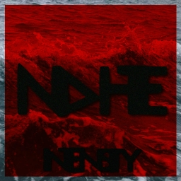Cover of track Underwater by NAHTE