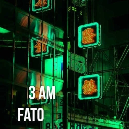 Cover of track 3 AM by fato