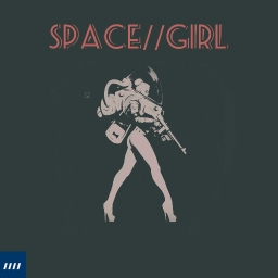 Cover of track Space//Girl by $AUCE