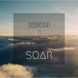 Cover of track Soar Ft. Vulkron by {dead} ☁