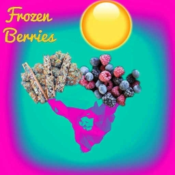 Cover of track Frozen Berries by George