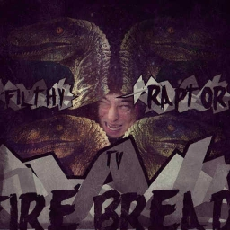 Cover of track Filthy Raptor TV VIP - FireBread by ULTRA BOY