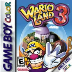 Cover of track warioland by piepaardappel