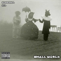 Cover of track smallworld by user5678628648262