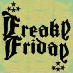 Cover of track Freaky Friday by AL.R