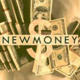 Cover of track New Money by 4's-up
