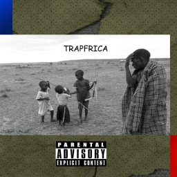 Cover of track 9. TRAPFRICA 2 by TyreeYoungLamar