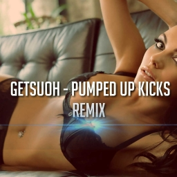 Cover of track GETSUOH - PUMPED UP KICKS REMIX by ♪Getsuoh♫®
