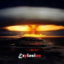 Cover of track Explosion by CaioAzevedo