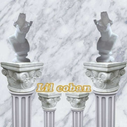 Cover of track aye by Lil Coban