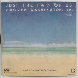 Cover of track just the two of us by synchro