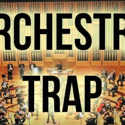Cover of track ORCHESTRA TURNT TRAP by rjedmond65