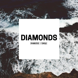 Cover of track Diamonds by dvamusic