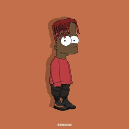 Cover of track LIL BOAT by Kidmenace