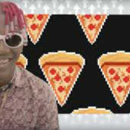 Cover of track lil yatchy -pizza by jatrevius_ware
