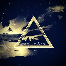 Cover of track Were Not Alone by 7ep (NEON Nation)