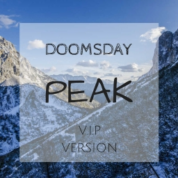 Cover of track Peak ft J.M (VIP version) by {dead} ☁
