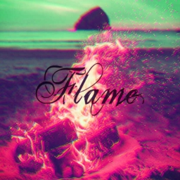 Cover of track God's Flame by Yung.Rico.Beatz