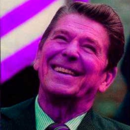 Cover of track Trippy Reagan by rossenx
