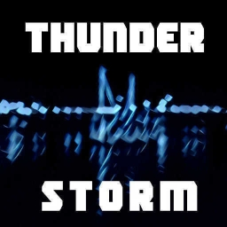 Cover of track Thunderstorm by HybridPulse