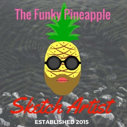 Cover of track the funky pineapple by Luscenity