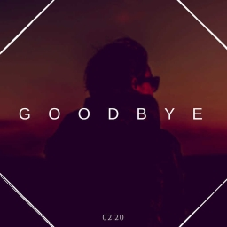 Cover of track goodbye by AIRRIST